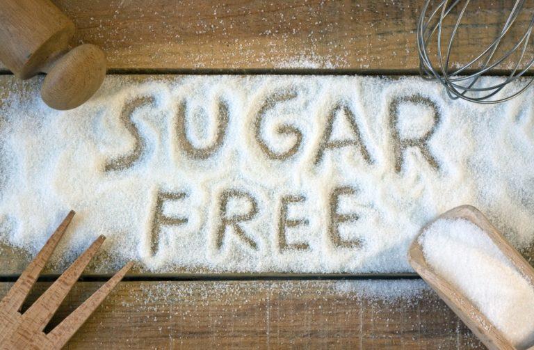 sugar free word